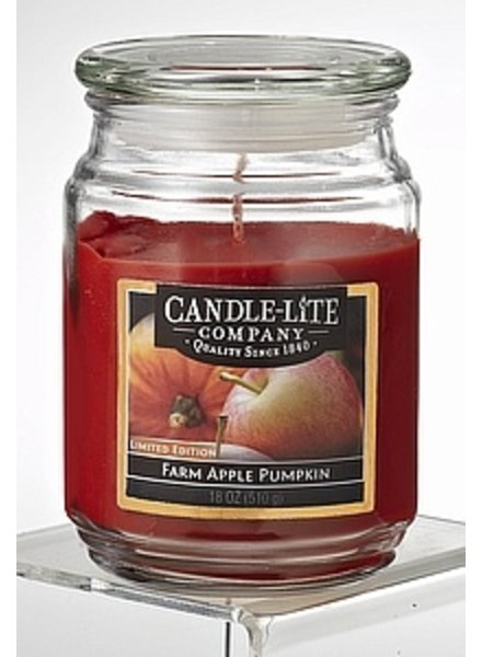vela 18oz farm apple pumpkin