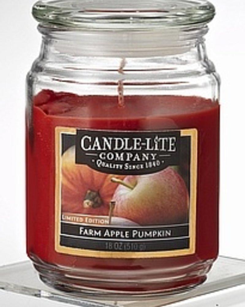 vela 18oz farm apple pumpkin