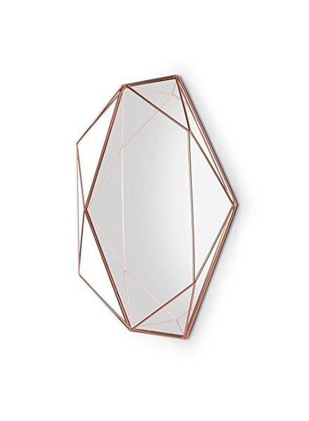 Espejo prisma cobre