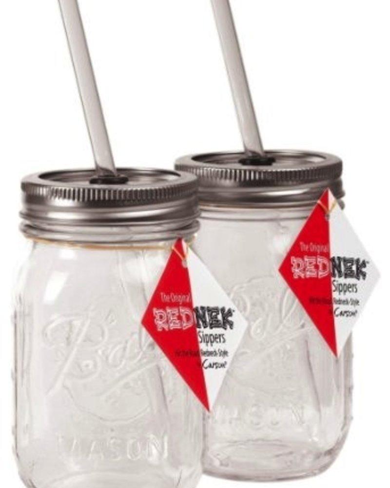 set de 2 piezas de sippers redneck