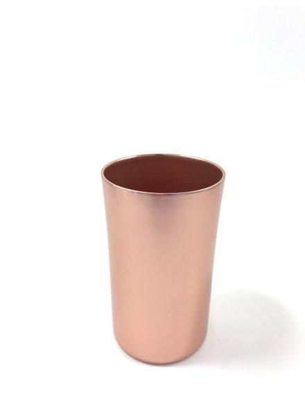 vaso jaibolero chico anonizado cobre brillante
