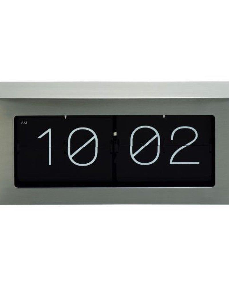 Reloj giratorio de acero