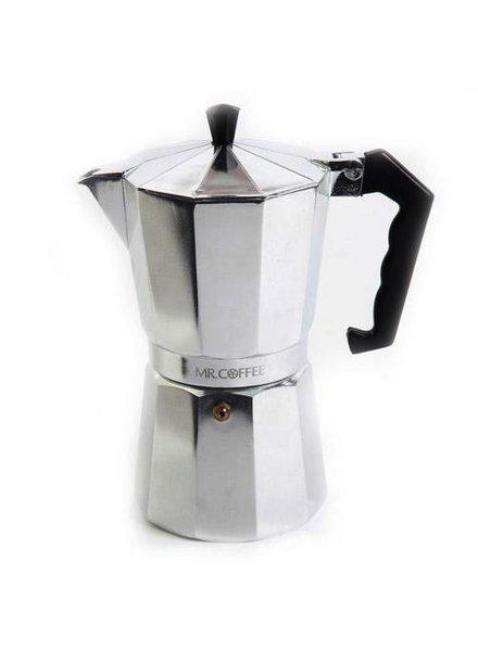 cafetera italiana brixia 6 tazas