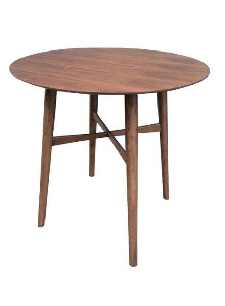 mesa alta de comedor redonda