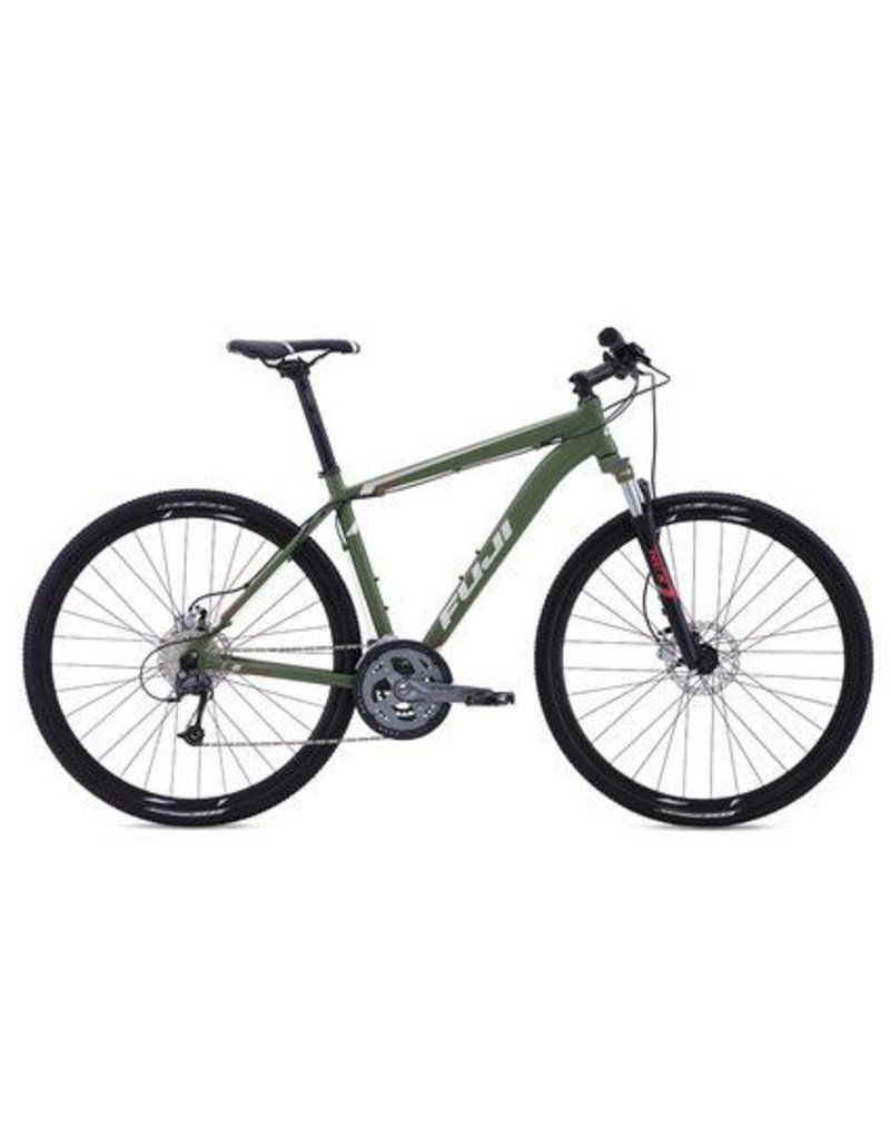 Fuji 2016 Fuji TRAVERSE 1.3 DISC 19IN