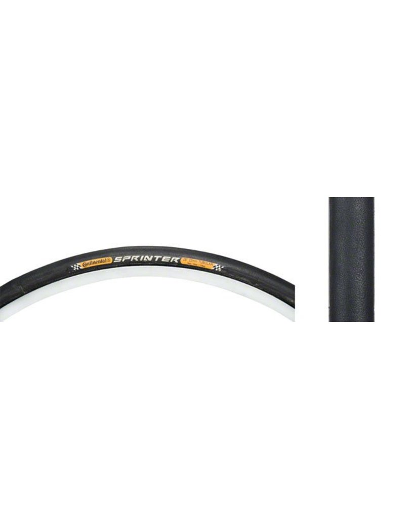 Continental Continental Sprinter 700x25 Black Tubular