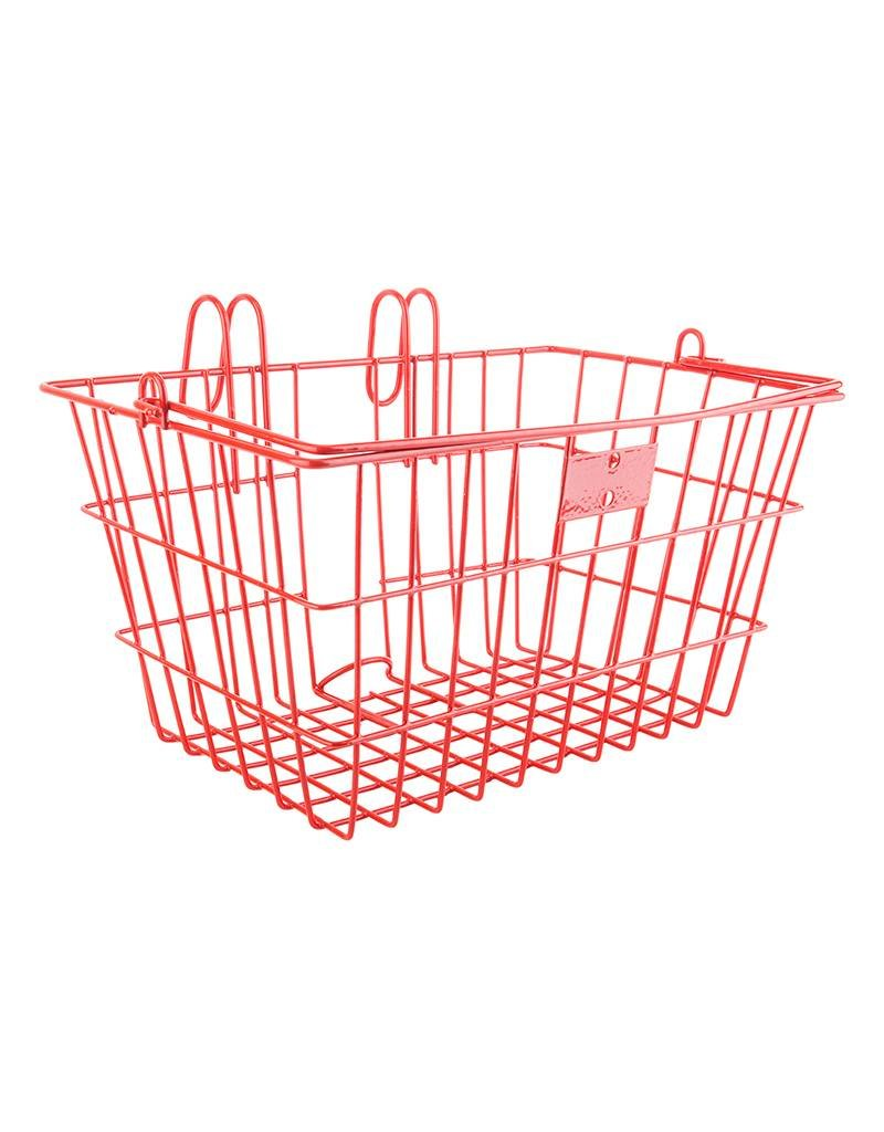 Sunlite red lift off Front basket