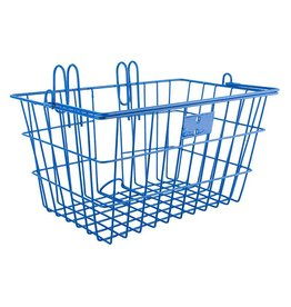 Sunlite blue lift off front basket