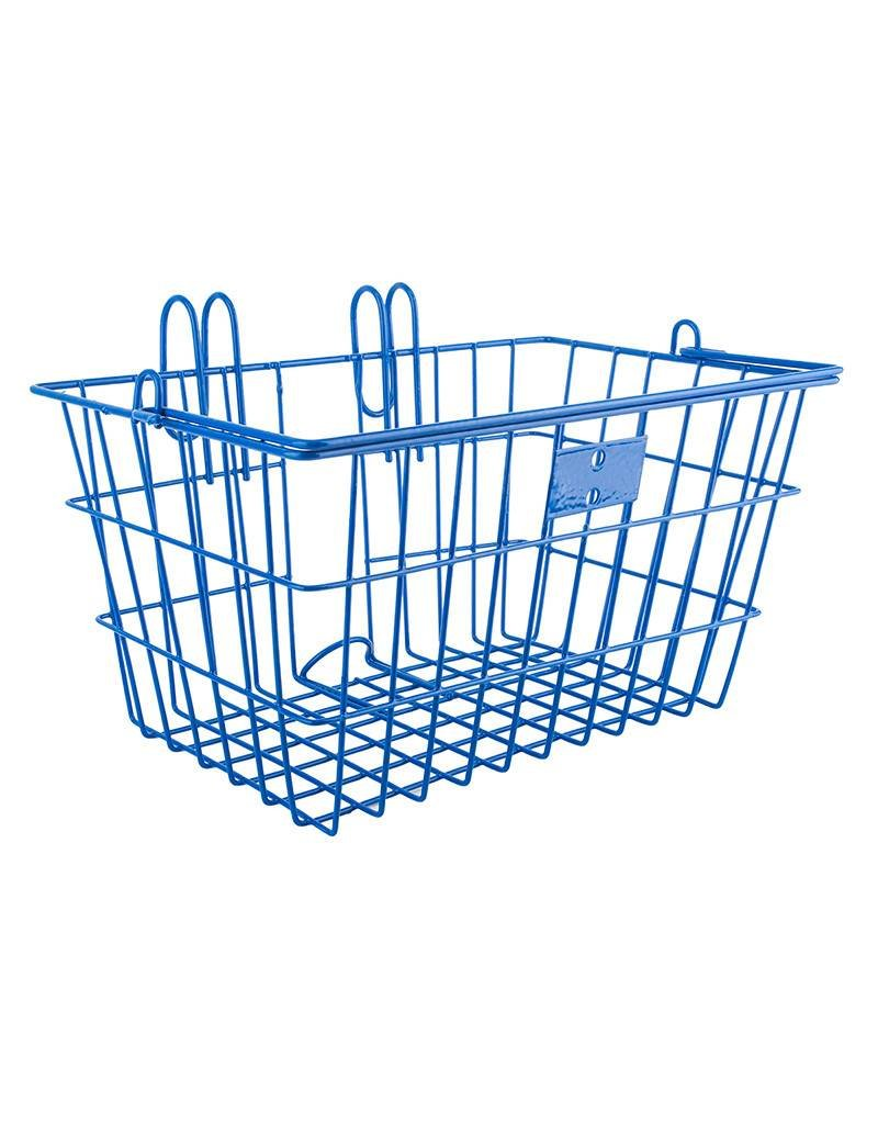 Sunlite blue lift off front basket