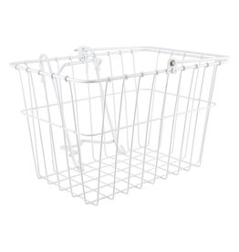 Wald Basket W/Mount White