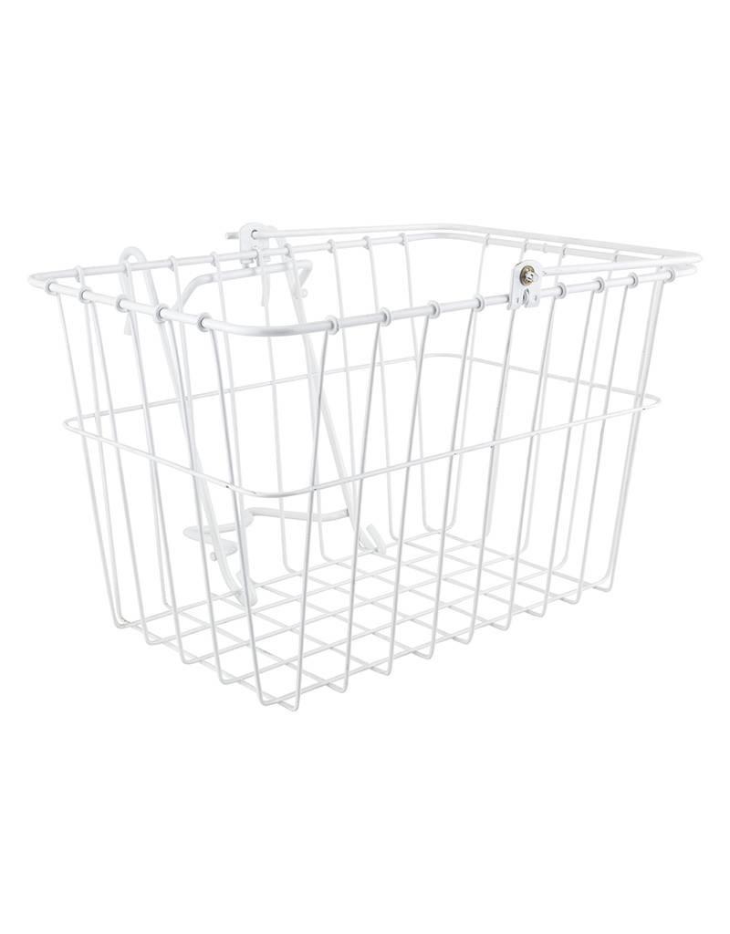 Wald Basket W/Mount White