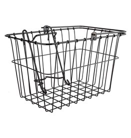 Wald Basket W/Mount Black