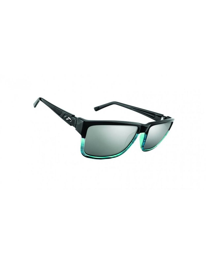 Tifosi Hagen XL, Blue Fade Single Lens Sunglasses