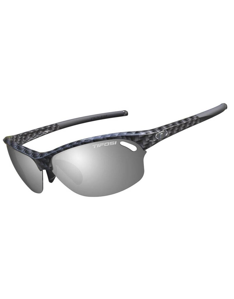 Tifosi Wasp, Gloss Carbon Fototec Sunglasses