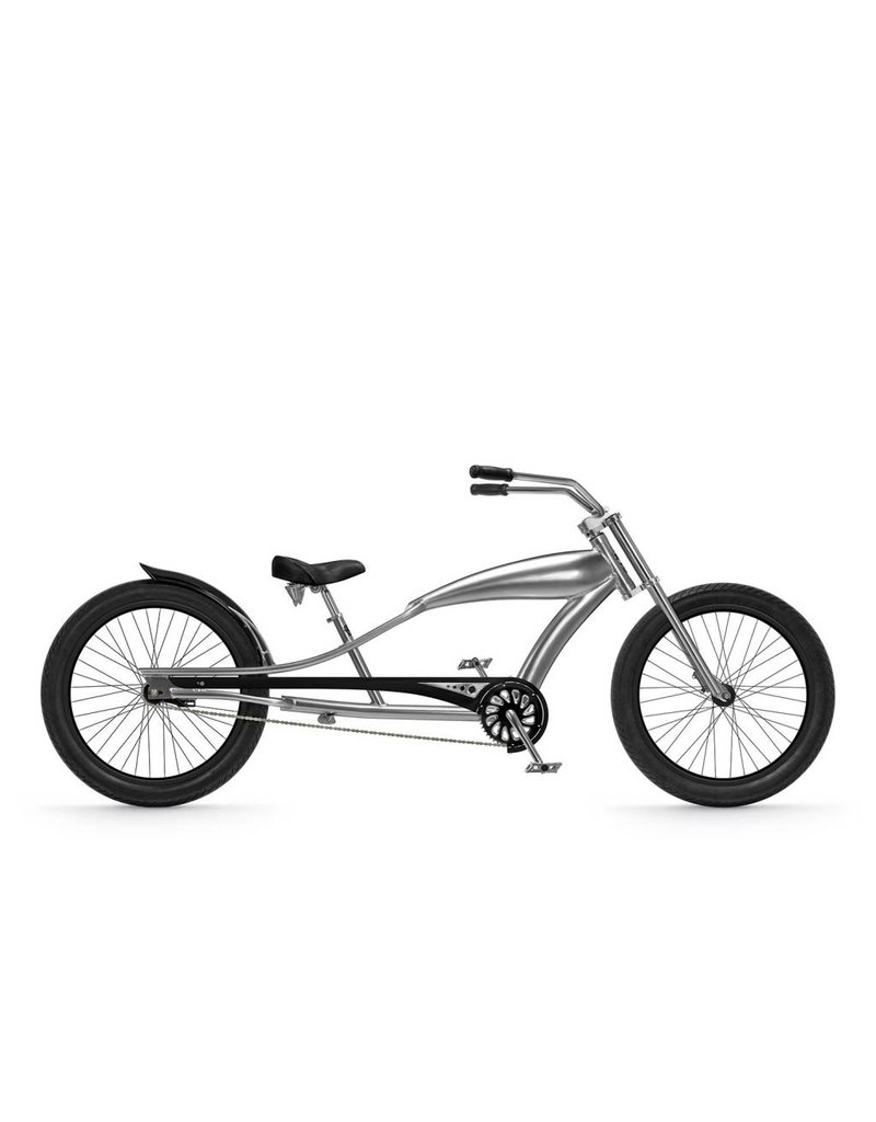Phat 2016 Phat Cycles STRETCH SILVER