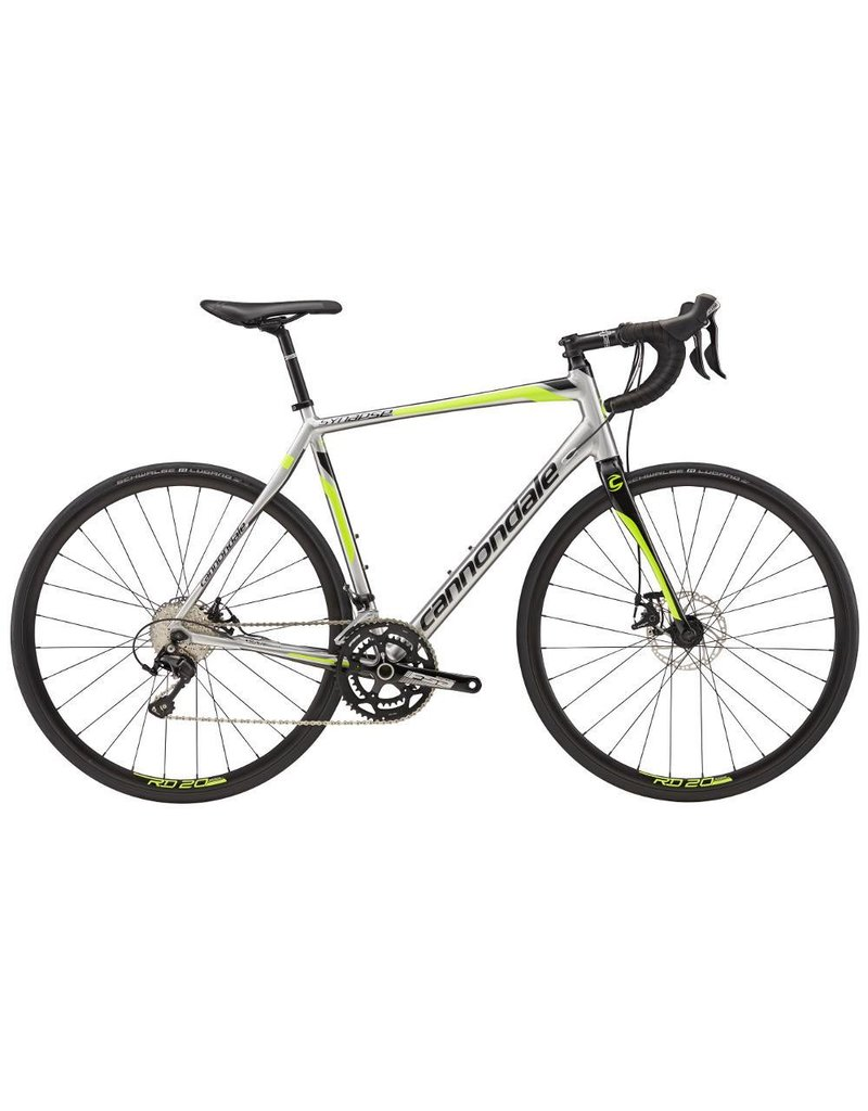 Cannondale Synapse Disc 105 54