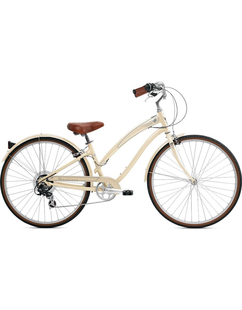Ladies Starliner 7 Speed Vintage Cream