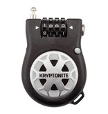 Kryptonite Kryptonite R-2 Retractable Combo Cable Lock