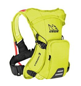 USWE Hydration Airborne 3 Hydration Pack - Hi Viz Yellow