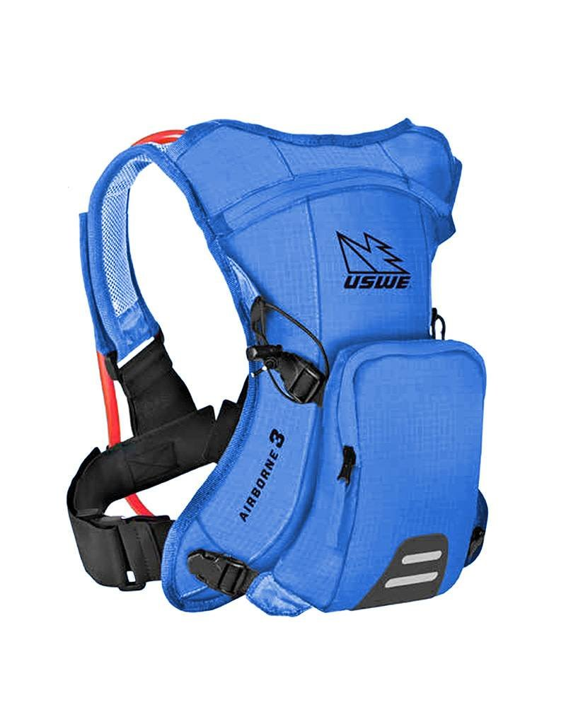 USWE Hydration Airborne 3 Hydration Pack - Race Blue
