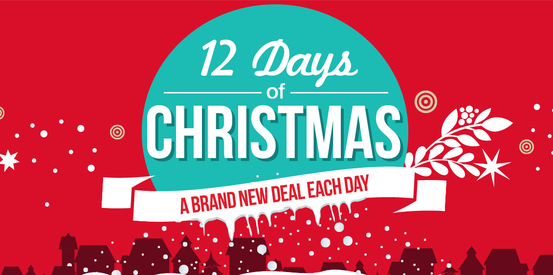 12 days of christmas - 12 Days If Christmas