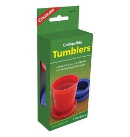Collapsible Tumbler Set