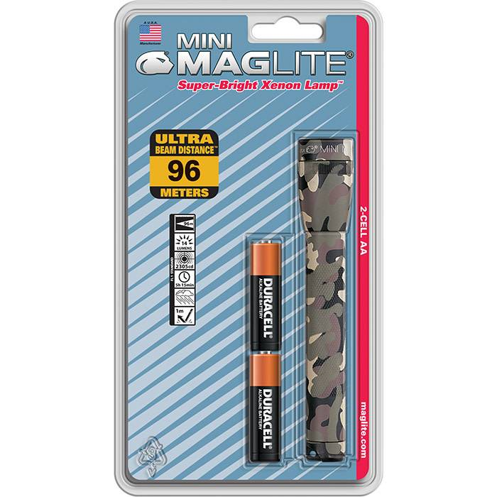 Mini Maglite AA