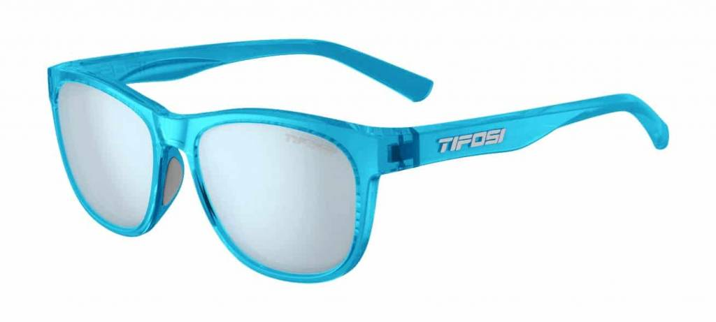 Swank, Crystal Sky Blue Single Lens Sunglasses