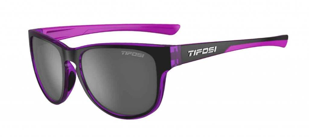 Smoove, Onyx/Ultra-Violet Single Lens Sunglasses
