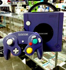 Purple Nintendo GameCube Console - Complete w/ Controller!