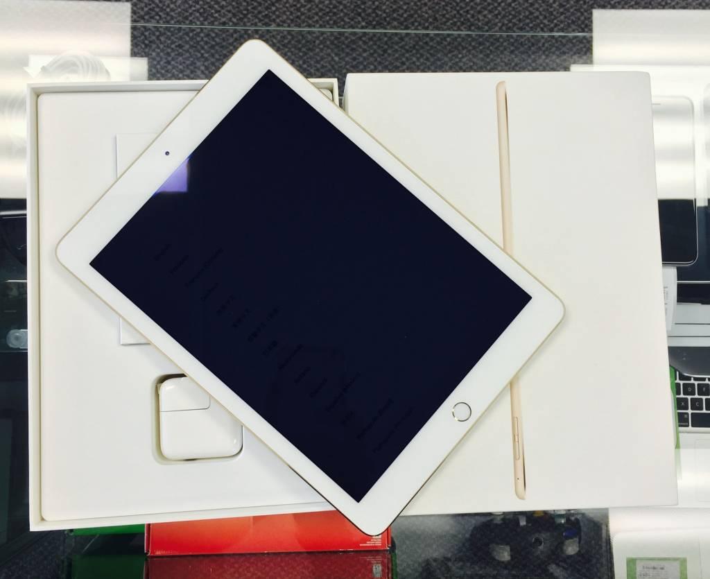 Apple iPad Air 2 - WIFI - 32GB - Gold/White