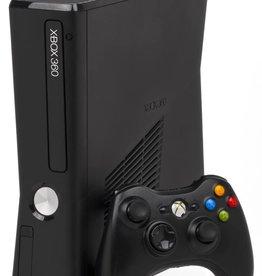 Microsoft Xbox 360 S Slim 4GB Console - Matte Black - Model 1439
