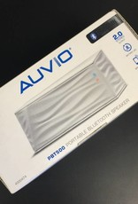 New in Box - Auvio PBT500 - Portable Bluetooth Wireless Speaker - White