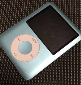 Apple iPod Nano 3rd Generation - 8GB - Blue