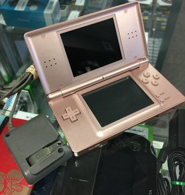 Original Nintendo DS Lite - PINK - Game System w/ Charger