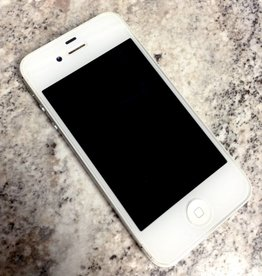 GSM Unlocked - Apple iPhone 4S - 16GB - White