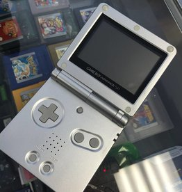 Nintendo Gameboy Advance SP - Gray Console & Charger