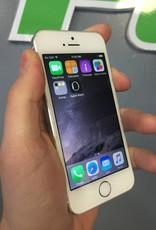 Sprint Only - Apple iPhone 5S 16GB - White / Silver