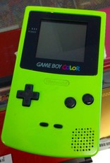Nintendo Game Boy Color - Lime Green - Handheld System