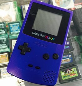 Nintendo GameBoy Color - Purple - Handheld System