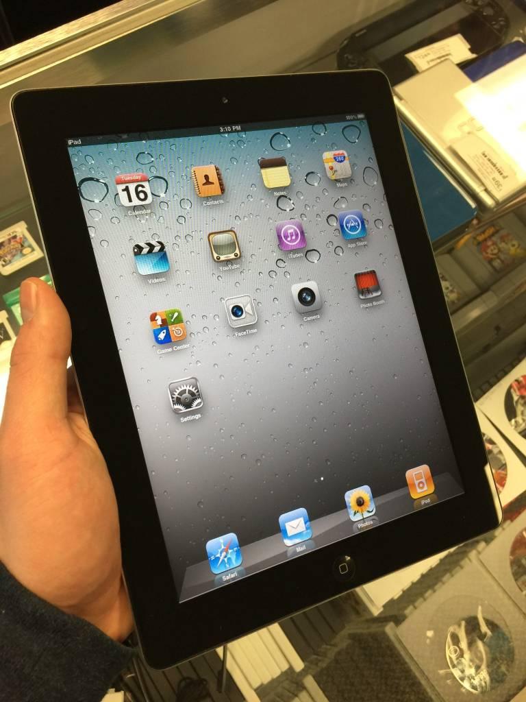 Apple iPad 2nd Gen - 64GB - Black/Space Grey