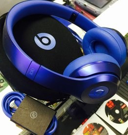 Fair - Beats by Dre - Solo 2 - B0518 - BLUE - Wired Headphones