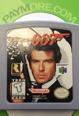 N64 - Goldeneye 007