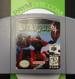 N64 - Star Fox 64 - Starfox