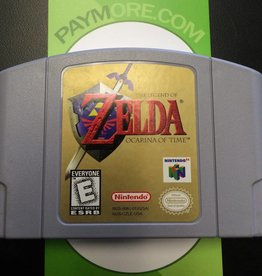 N64 - Legend of Zelda: Ocarina of Time