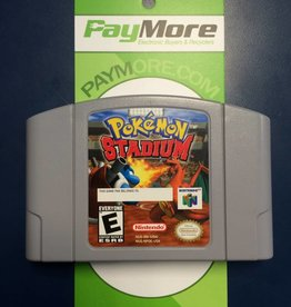 Nintendo 64 - Pokemon Stadium