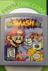 N64 - Super Smash Bros.