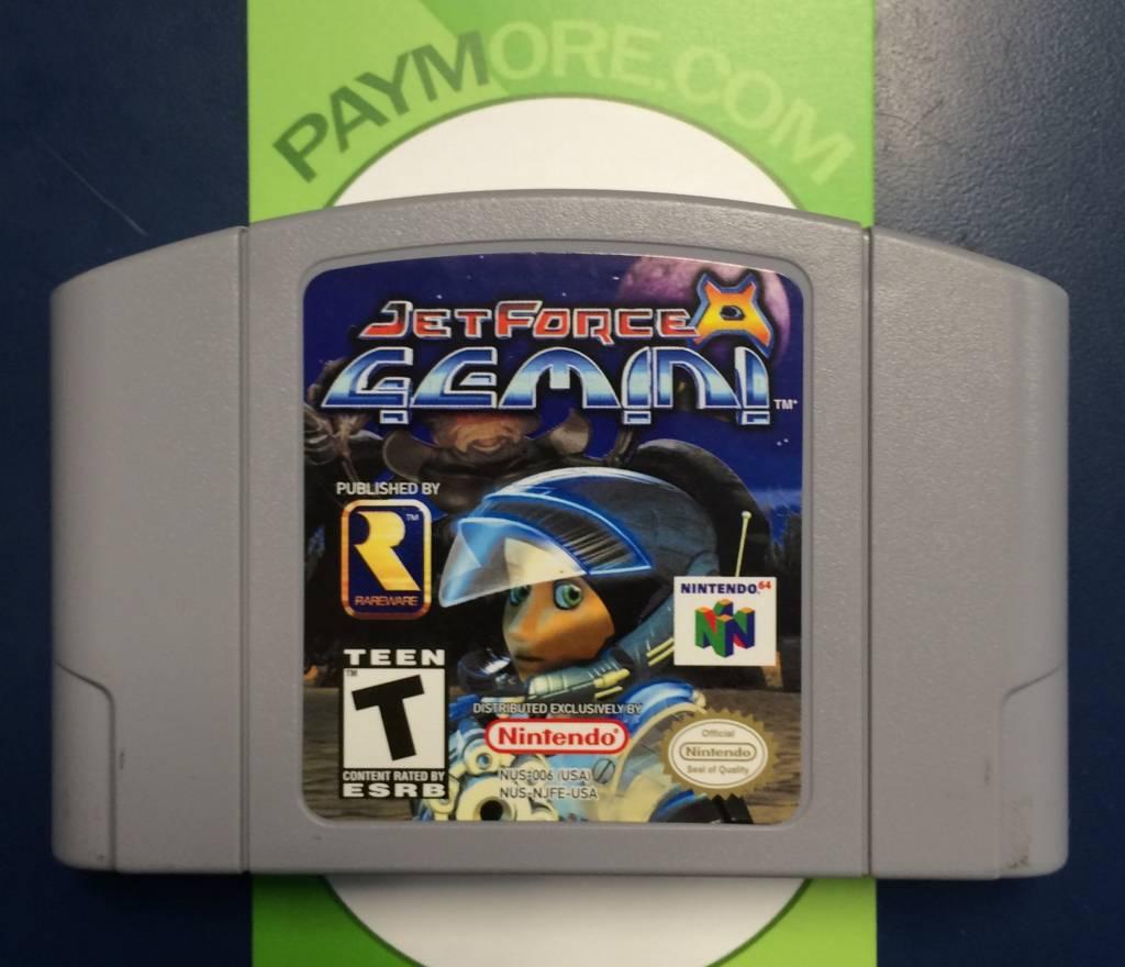 N64 - Jet Force Gemini