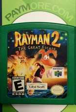 N64 - Rayman 2 - The Great Escape