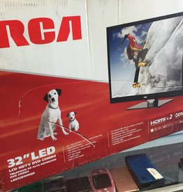 "MINT in Box RCA LED32B30RQD 32"" 720p 60Hz LED TV/DVD Combo"